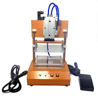 Pneumatic printed circuit board testing jig Test Fixture