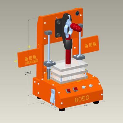 PCB testing jig PCBA test fixture