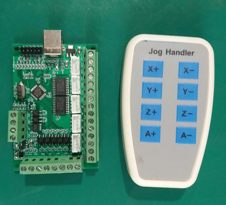Mach3 USB Controller