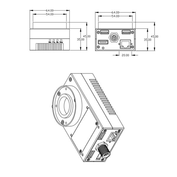 3D Vision Camera