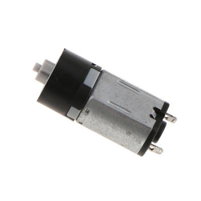Micro DC plastic planetary Geared Motor