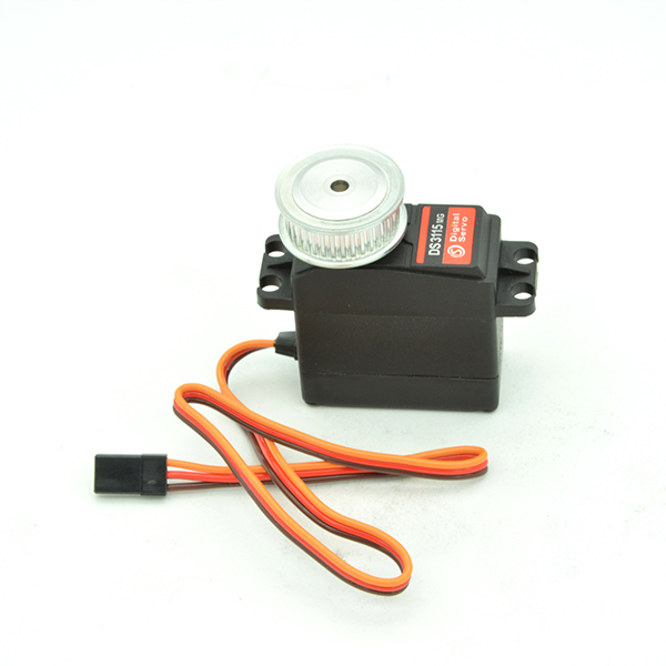 RC Servo GT2 Pulley