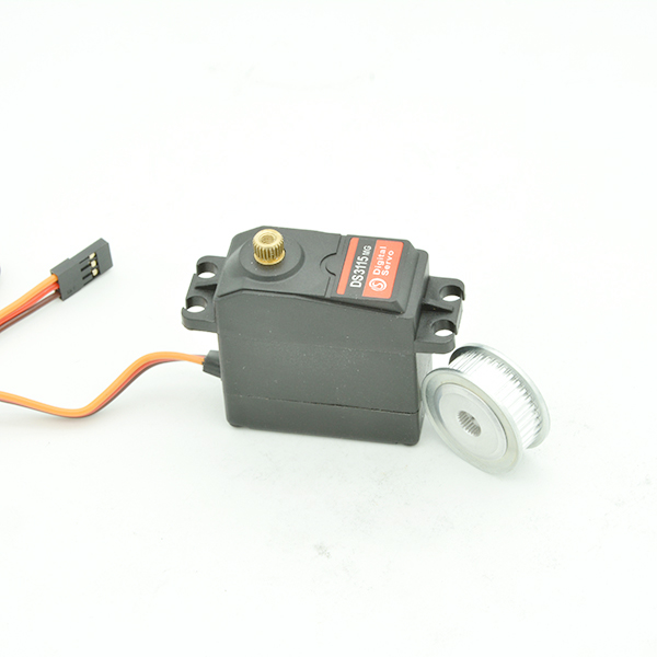 Coreless Servos Pulley