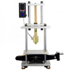 Desktop manual or pneumatic injection molding machine