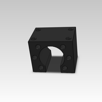 HD12 HD16 HD20 HD25 HD32 ball screw nut seat