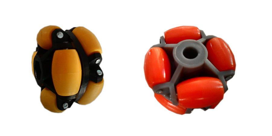 AGV wheels