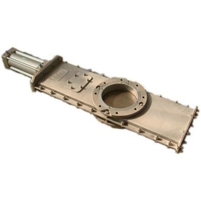 Valves for bulk material handling