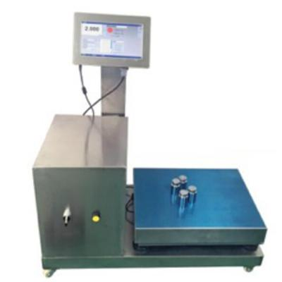 Smart Accurate Weighing System