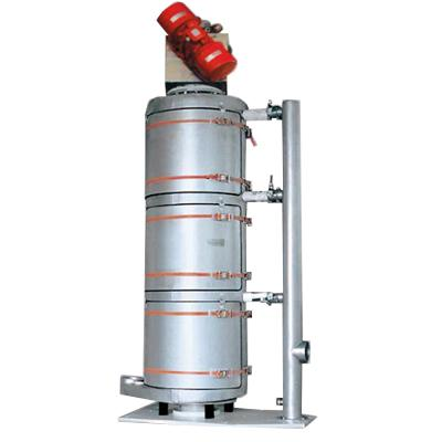 Contineous Vibration Convey Vacuum Dryer