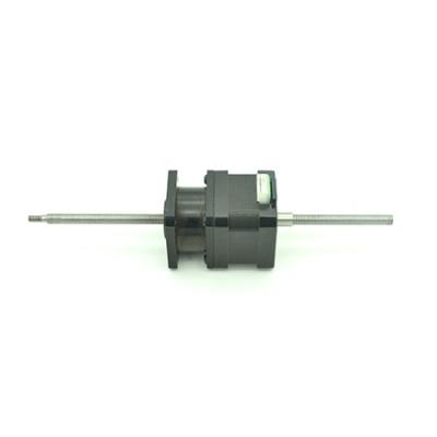 Non-captive ball screw stepper motor linear actuator