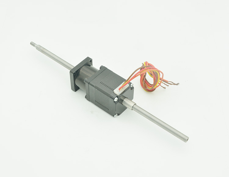 Non-captive Ball Screw Linear Stepper