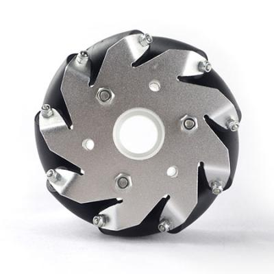 100mm or 127mm aluminum Mecanum Wheel