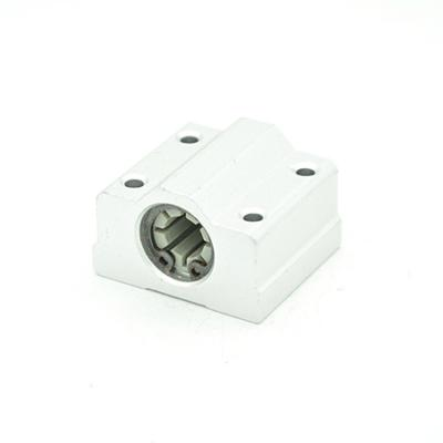 Plin plastic sliding film aluminum housing linear block