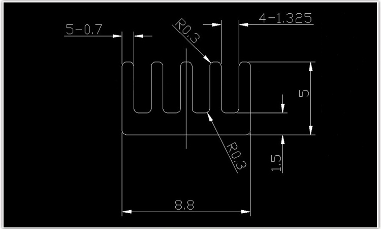 IC heatsink