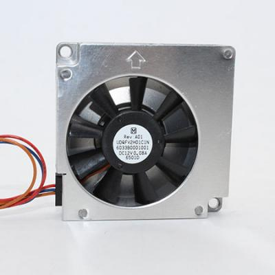 5V DC Cooling or Blower Fan for high temperature conditions