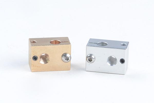 3D Printer Heater Block