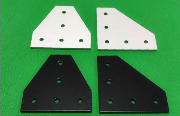2020 aluminum profile connection plate