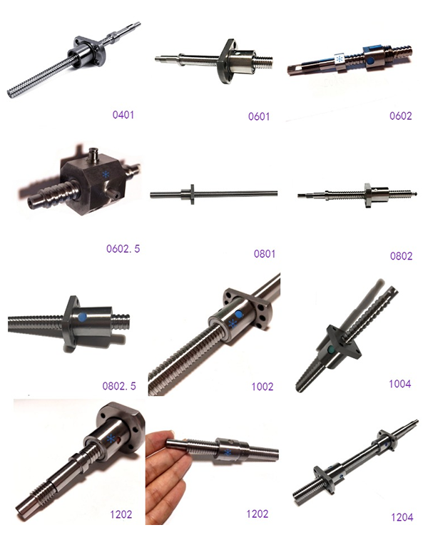 China ground ball screw