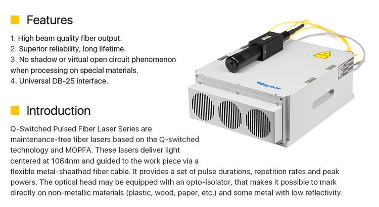 Raycus Fiber Laser