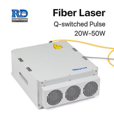 Q-Switched Pulse Fiber Laser Source for Laser Marking