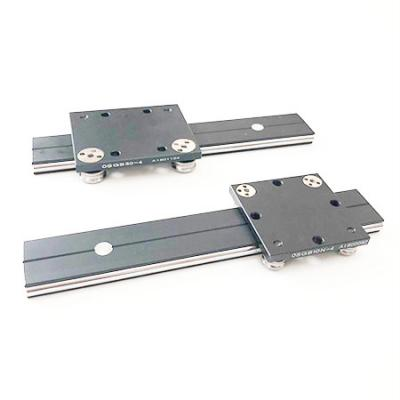 OSGR series external roller bearing linear guide