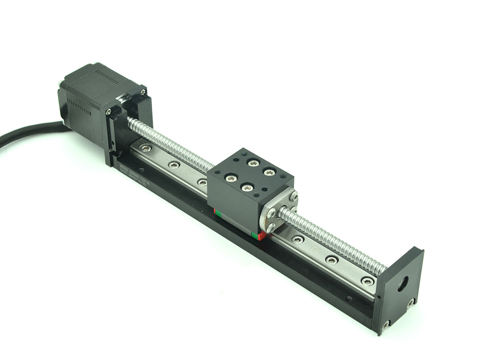 Ball screw NEMA11 linear module