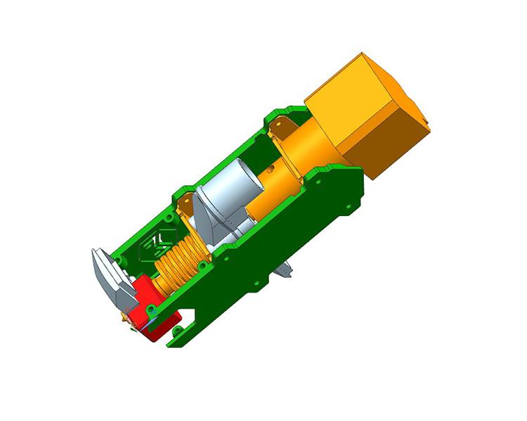 3D Printing Pellet Extruder