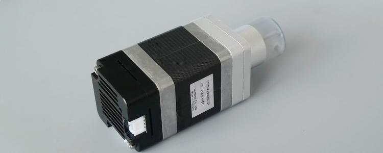 stepper motor valve