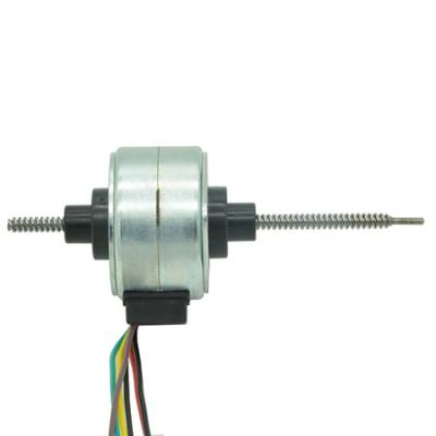 Customized non-captive PM stepper motor linear actuator