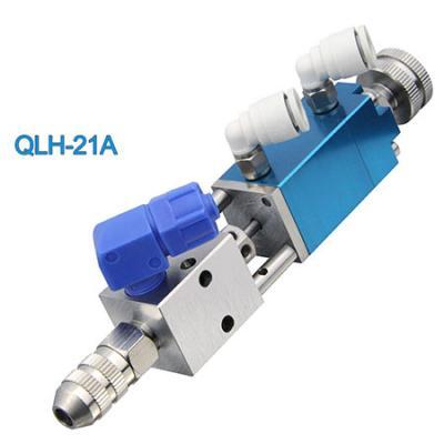 Pneumatic Precision Thimble UV Glue Dispensing Valve