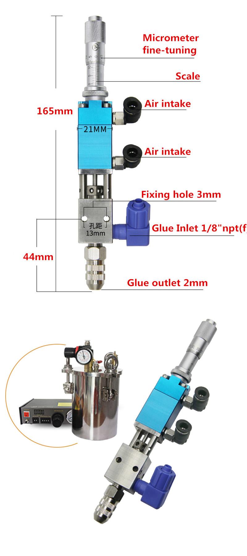 QLH-21B dispenser valve