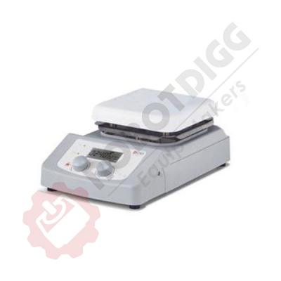 DLAB Ms-H380-Pro Double Led Digital Ceramic Hotplate Magnetic Stirrer