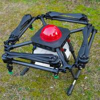 Multi-rotor agriculture spraying drone Octocopter