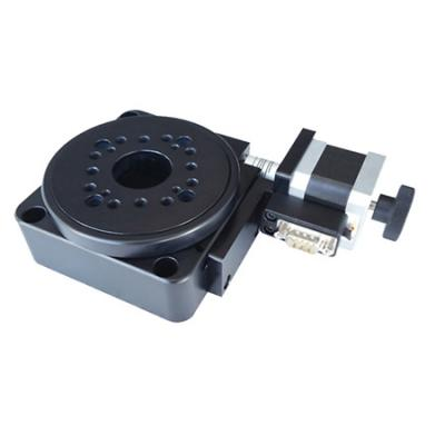 PT-GD201 Stepper Motorized Electric Rotary Table