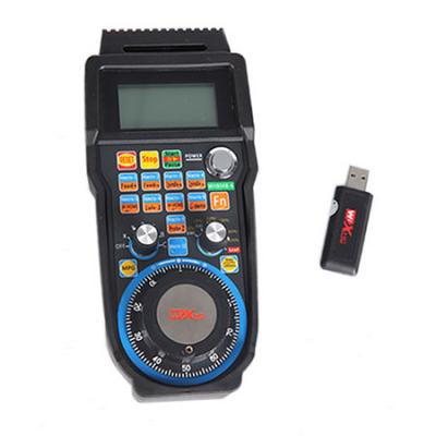 MPG pendant Mach3 USB wireless with LCD display
