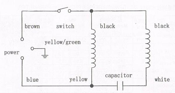 Bellows Metering Pump Wiring