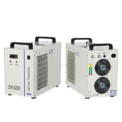 CW3000, CW5200 or CW5202 industrial water chiller for cooling laser tube