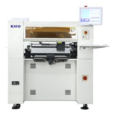 KAYO-A6 Automatic SMT PnP Machine 6-head