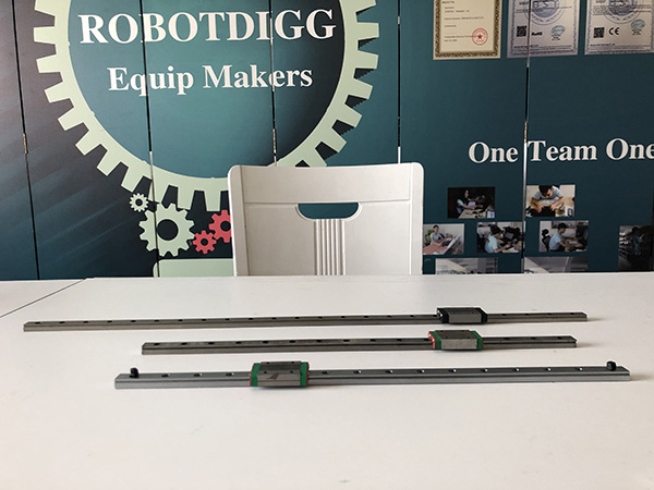 RobotDigg Linear Rails