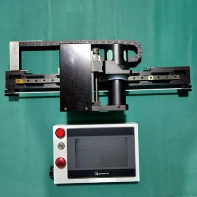 Automatic solder paste dispenser feeding unit