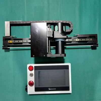 Automatic solder paste dispenser feeding unit