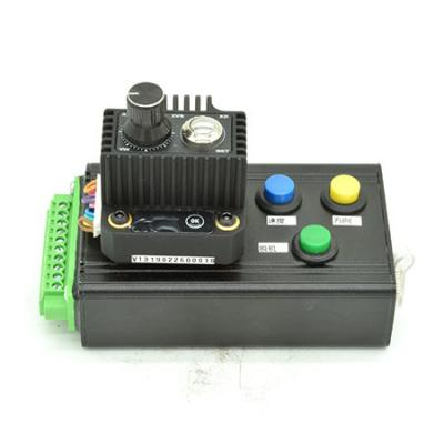 Stepper motor quick start control kit