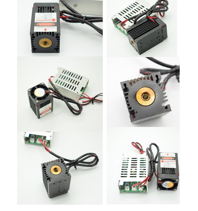 15W laser module