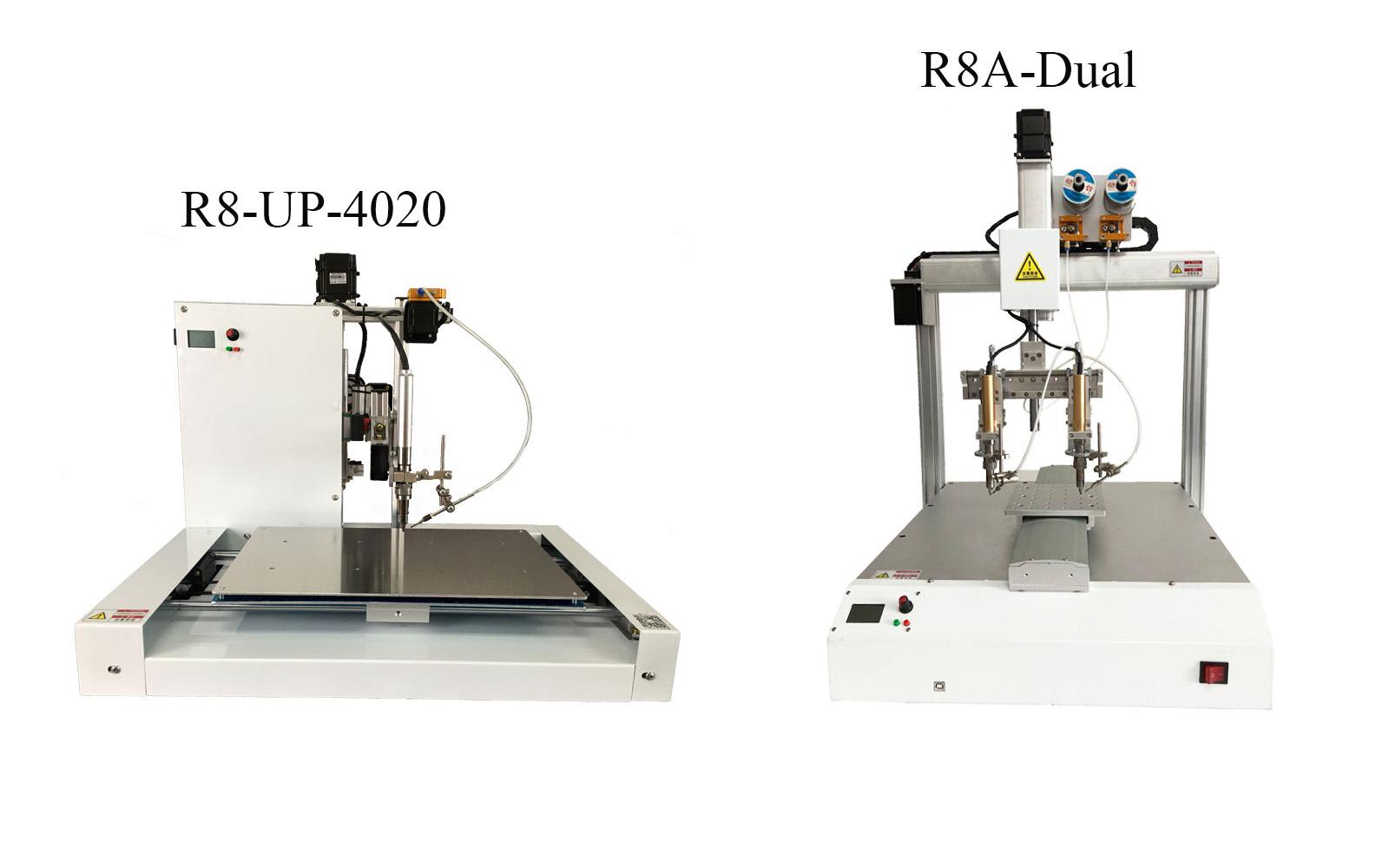 R8A soldering machine
