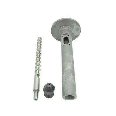 16mm or 20mm extruder screw, barrel n nozzle