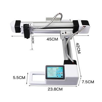 7W or 10W portable laser engraving machine