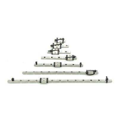 440C SUS MGN5 linear rail with carriage