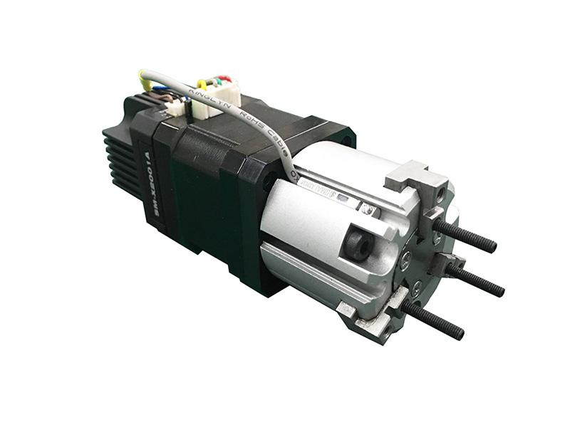 stepper motorized gripper cylinder