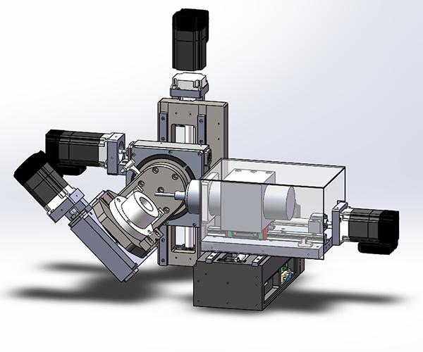 Pocket CNC