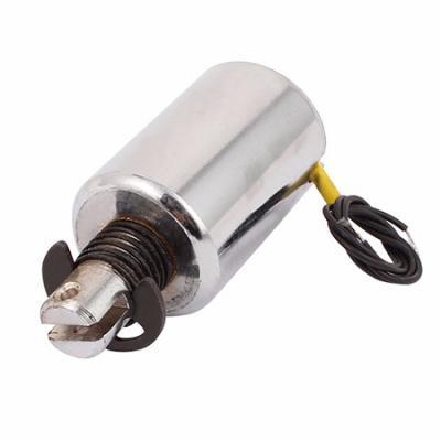 MQ8-Z45B 10mm Stroke 4-8Kg Force Pull n Push Type Solenoid Electromagnet
